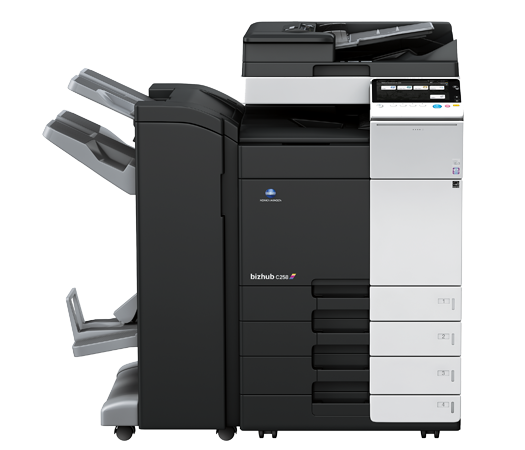 Konica Minolta multifunction printer and copier for office