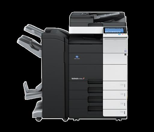 Konica minolta C458 multifunction printer and copier