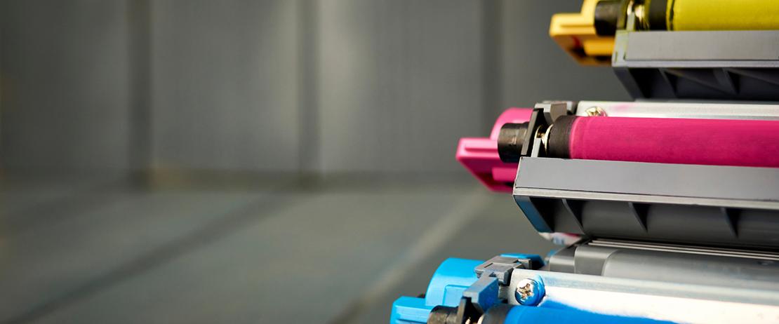 Toner for a laser printer
