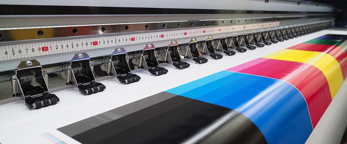 CMYK printer image