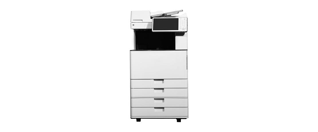 A multifunction printer